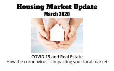 March 2020 Housing Market Update