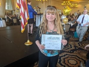 Kristi Anderson, Green Team New Jersey Realty, Circle of Excellence Awards