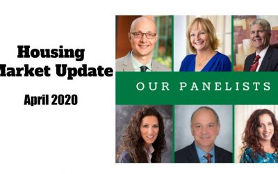 April 2020 Housing Market Update