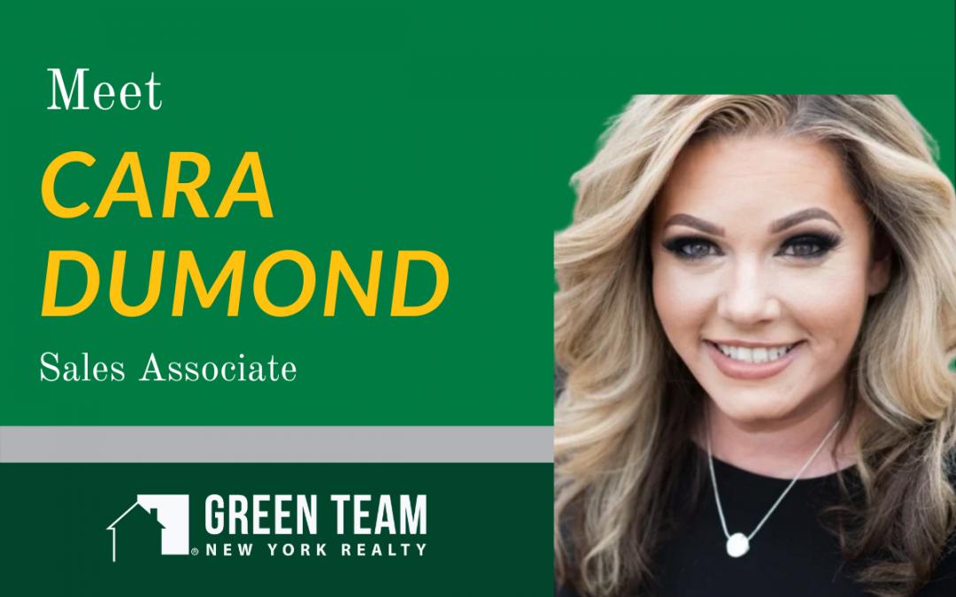 Meet Cara Dumond