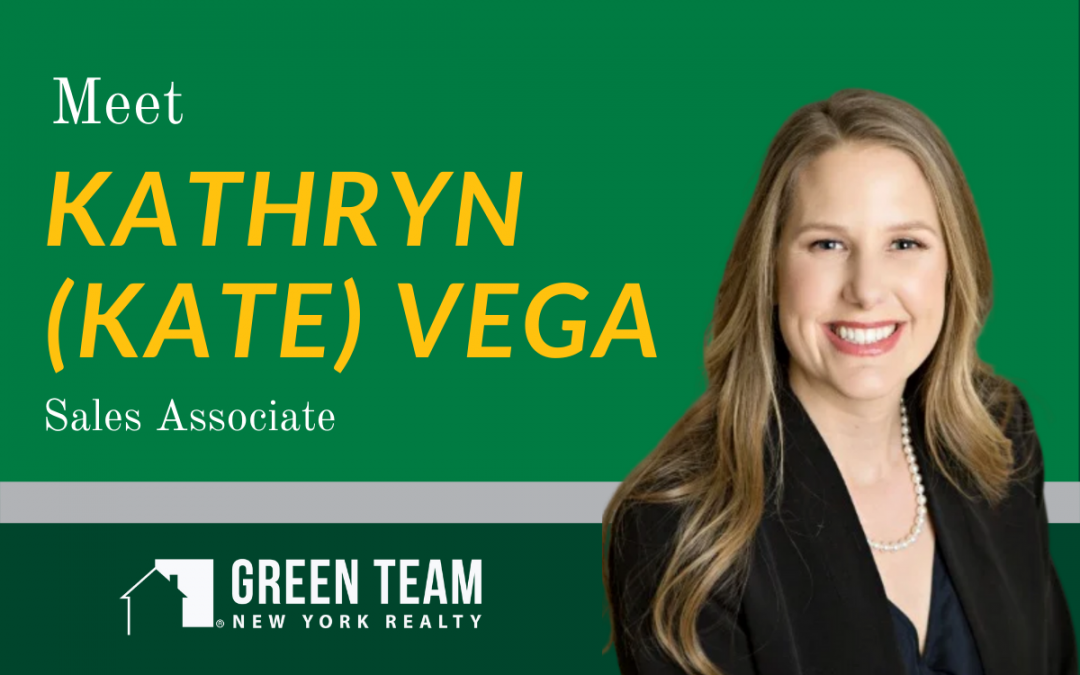 Meet Kathryn (Kate) Vega