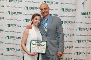 Dana receiving posthumous award for her mother, Denise Schmidt