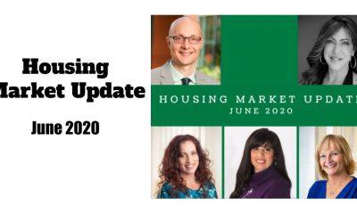 June 2020 Housing Market Update