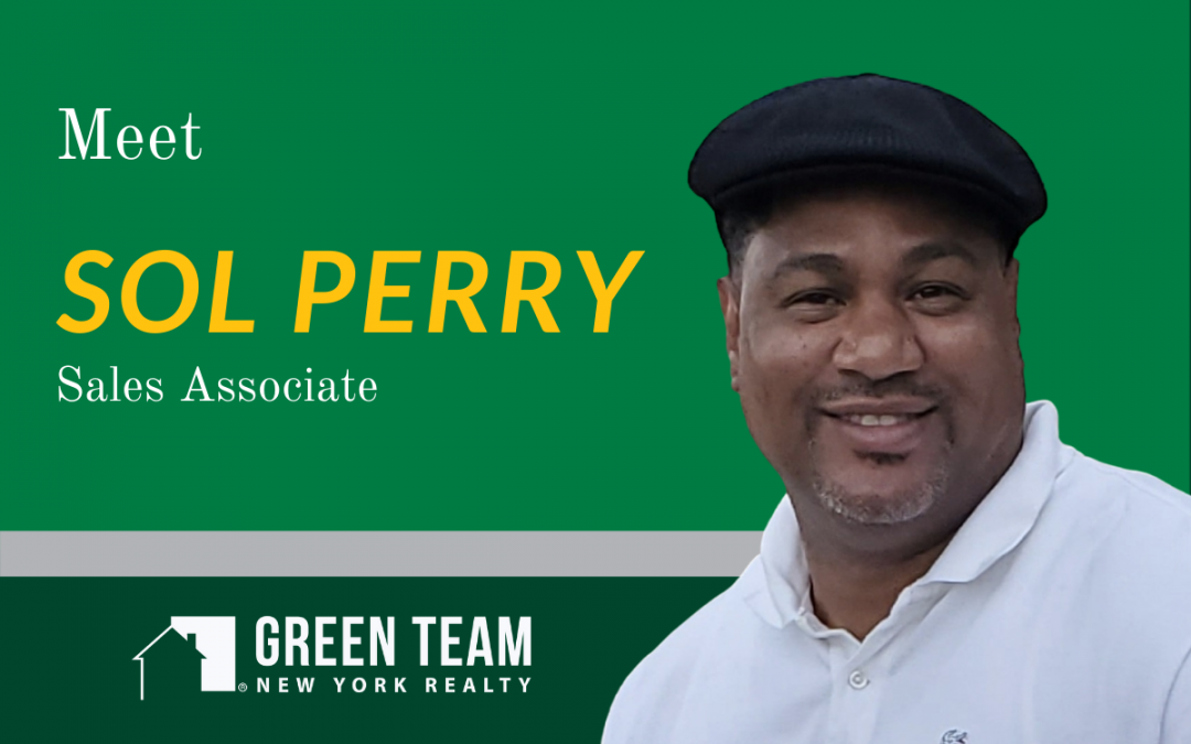 Meet Sol Perry of Green Team New York Realty