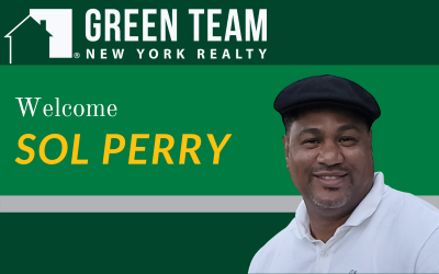 Welcome Sol Perry