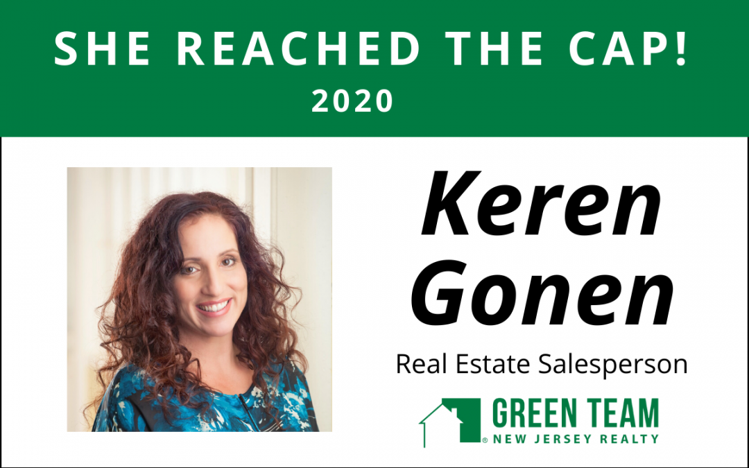 Congrats To Keren Gonen For Reaching The Cap!