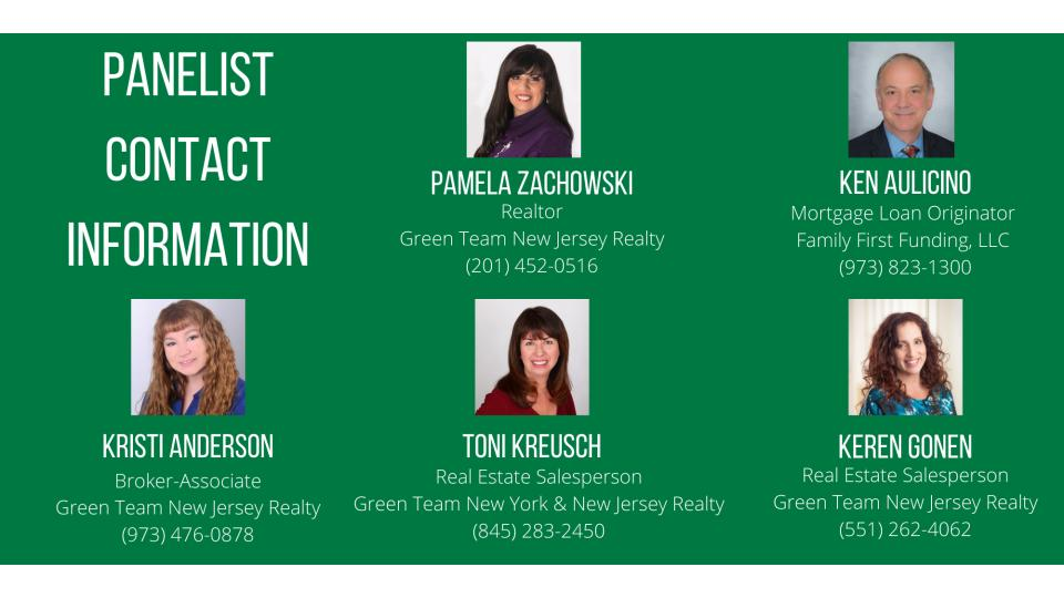 Green Team Realty July 2020 Housing Market Update
