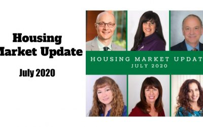 July 2020 Housing Market Update
