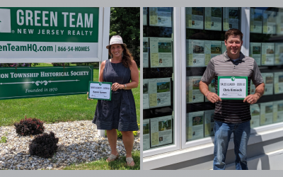 Green Team Realty's 2nd Quarter 2020 Sales Leaders