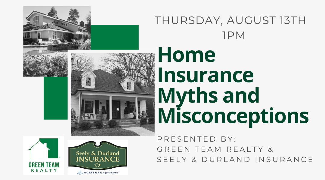 Home Insurance Myths and Misconceptions Webinar