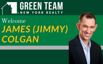Welcome James (Jimmy) Colgan