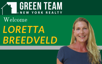 Welcome Loretta Breedveld