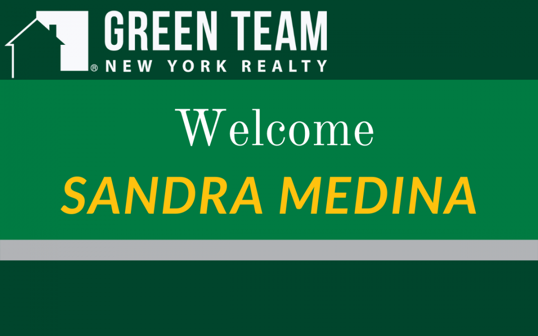 Welcome Sandra Medina