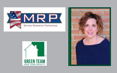 Krissy Many Receives Military Relocation Professional Certification