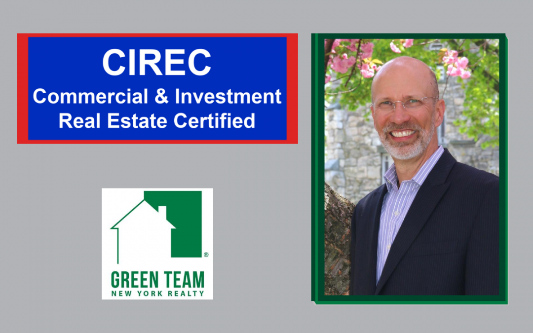 Edward Sattler receives CIREC designation