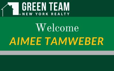 Welcome Aimee Tamweber