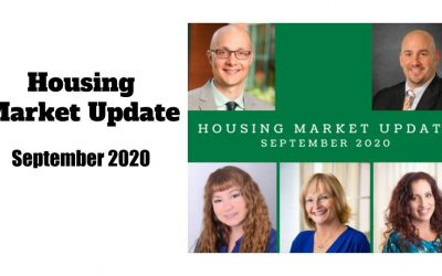 September 2020 Housing Market Update