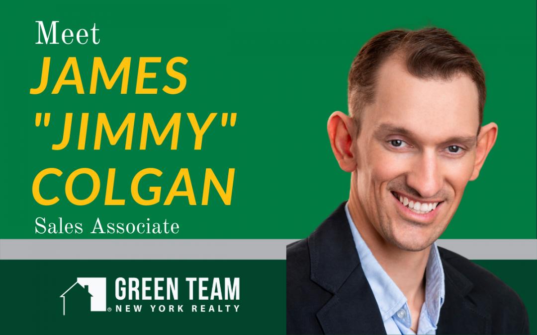 Meet James Colgan