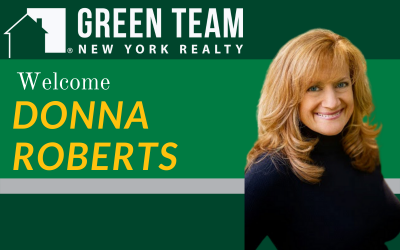 Welcome Donna Roberts