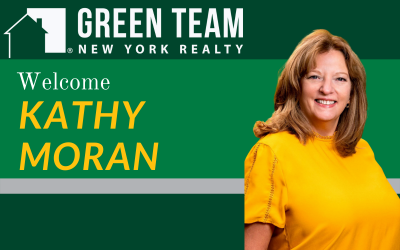 Welcome Kathy Moran