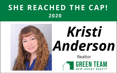 Congrats To Kristi Anderson For Reaching The Cap!