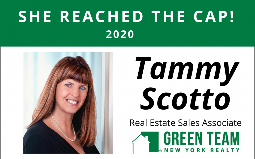Congrats To Tammy Scotto For Reaching The Cap!
