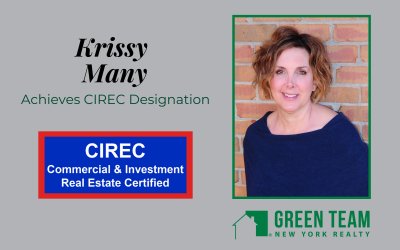 Krissy Many achieves CIREC Designation