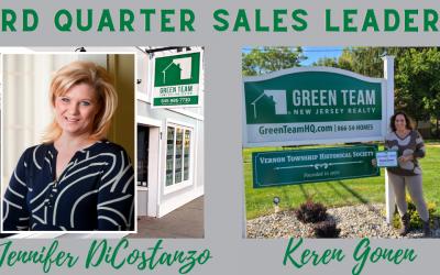 3rd Quarter 2020 Sales Leaders