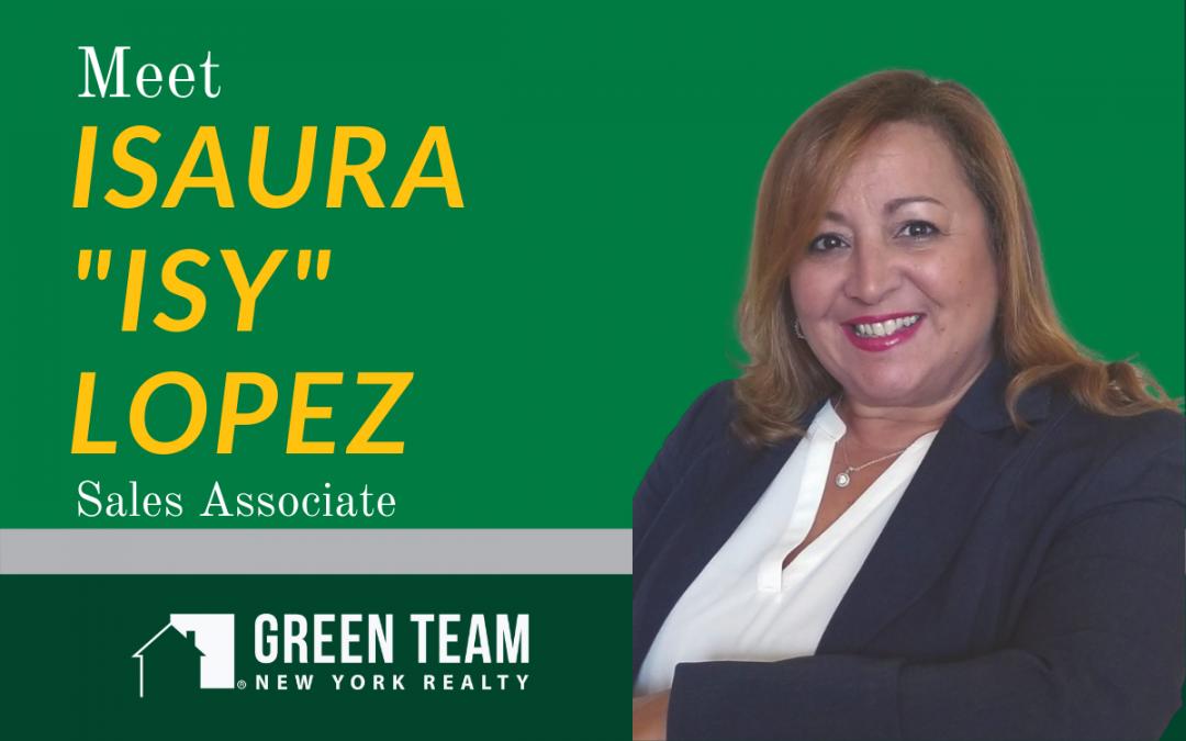Meet Isaura Lopez