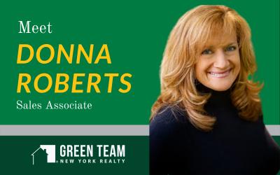 Meet Donna Roberts