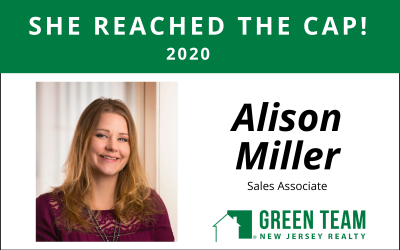Congrats to Alison Miller For Reaching the Cap!