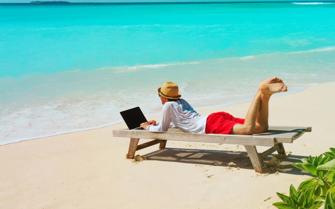 How Remote Work Can Power Your Vacation Home Sale