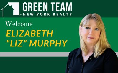 """Welcome Elizabeth """"Liz"""" Murphy"""