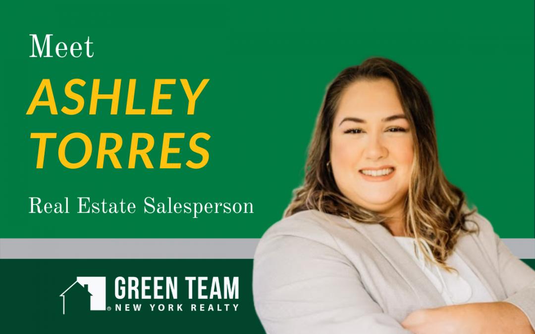 Meet Ashley Torres