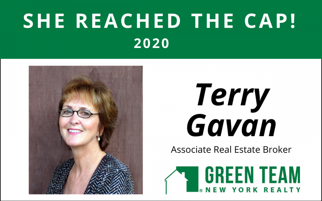 Congrats to Terry Gavan For Reaching the Cap!
