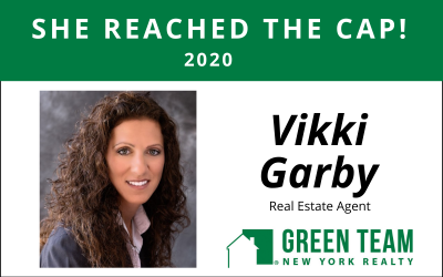 Congrats to Vikki Garby For Reaching the Cap!