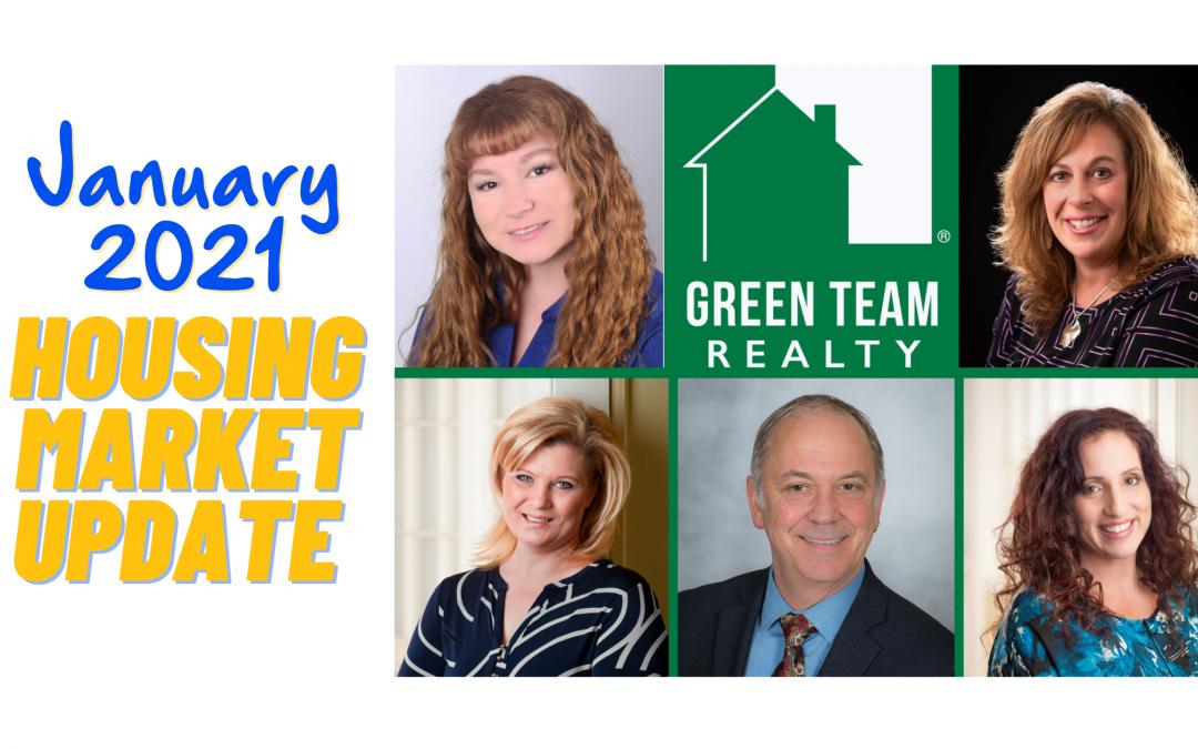 Housing Market Update January 2021