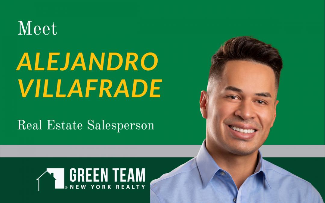 Meet Alejandro Villafrade