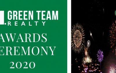 Green Team 2020 Awards Ceremony Recap