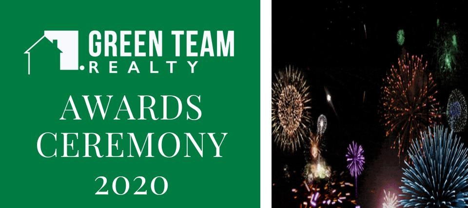 Green Team 2020 Awards Ceremony Recap