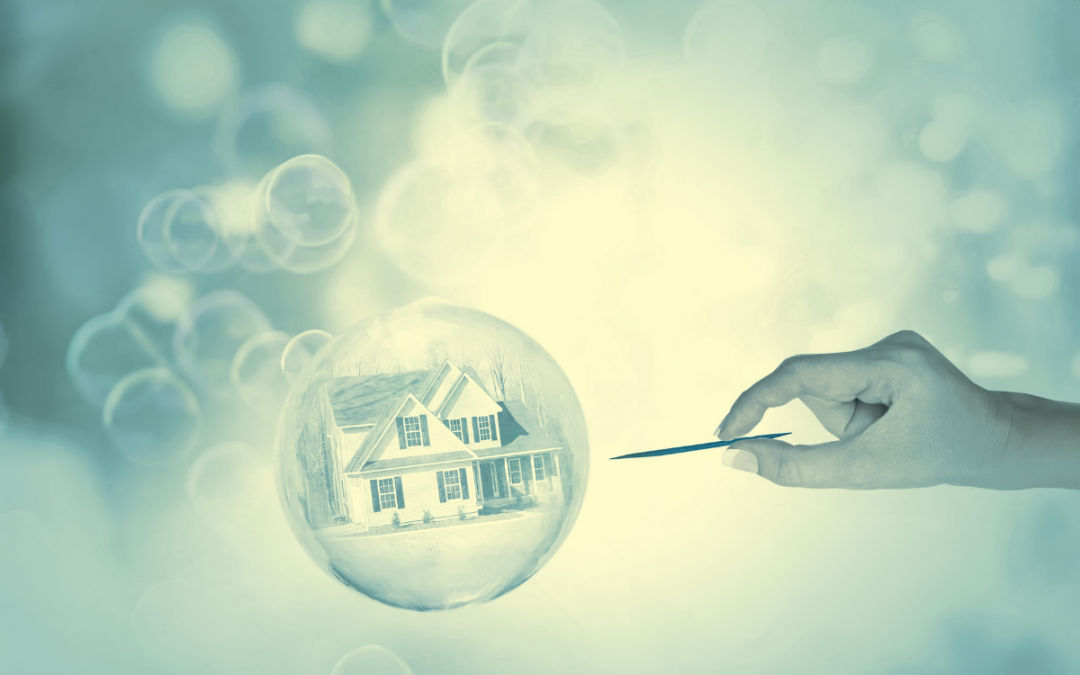 3 Reasons We're Definitely Not in a Housing Bubble