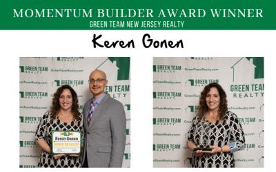 Keren Gonen 2020 Momentum Builder