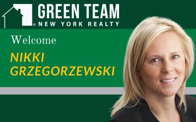 Welcome Nikki Grzegorzewski!
