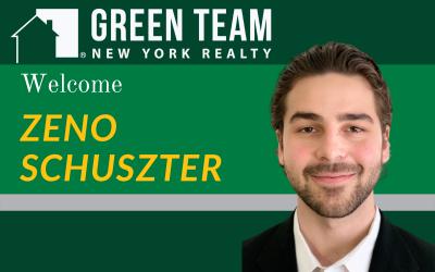 Welcome Zeno Schuszter!