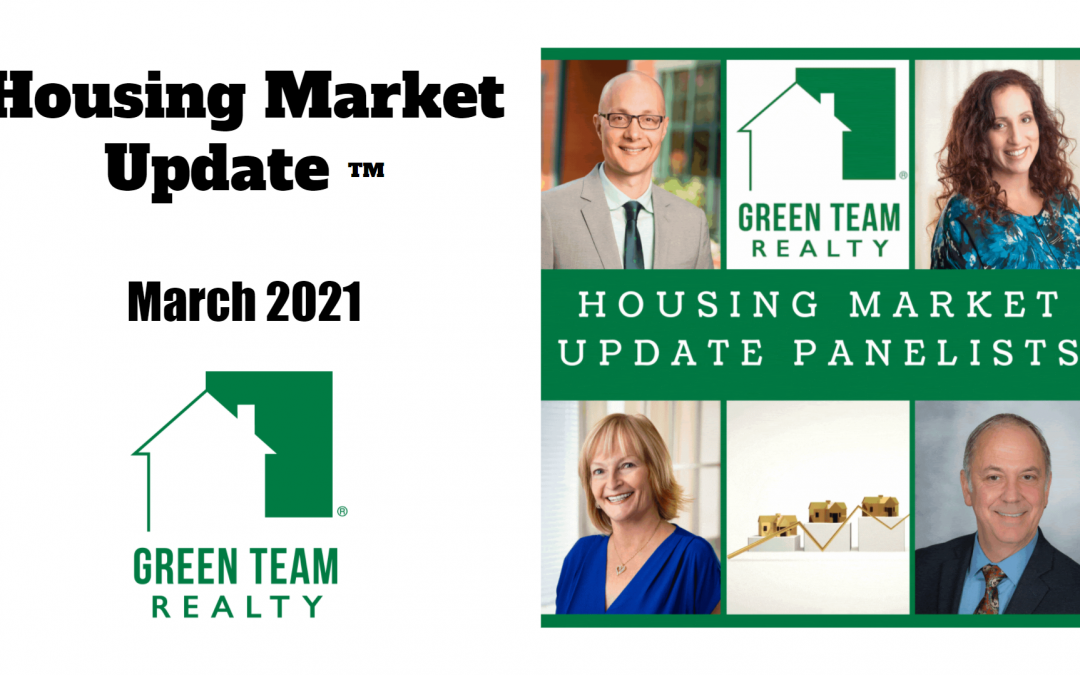 March 2021 Housing Market Update