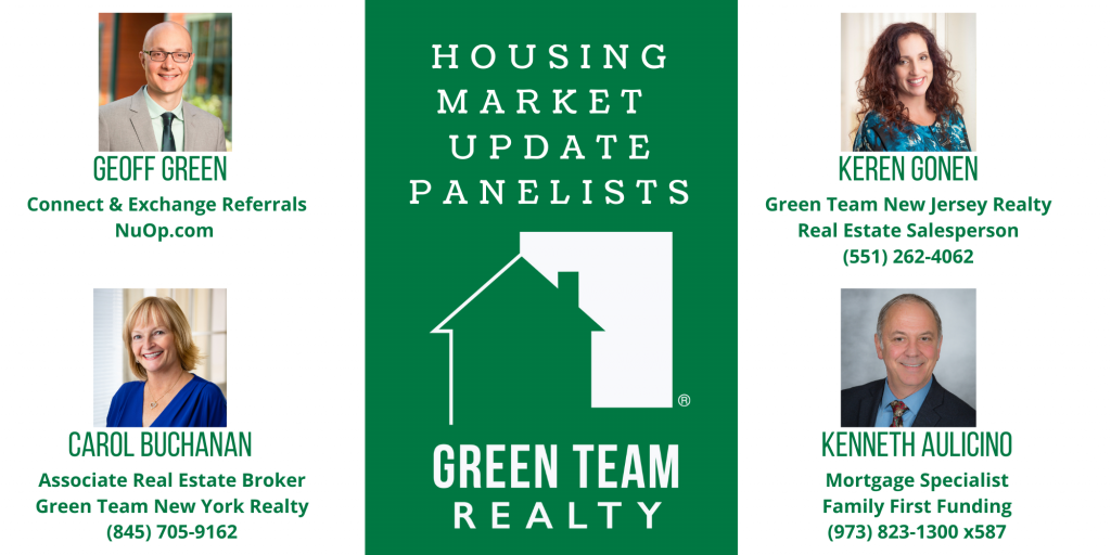 Green Team Realty March 2021 Housing Market Update