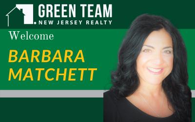 Welcome Barbara Matchett