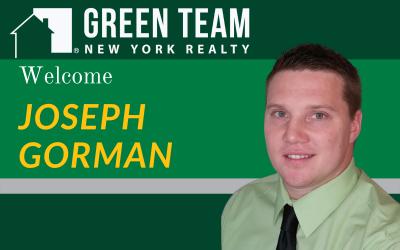 Welcome Joseph Gorman