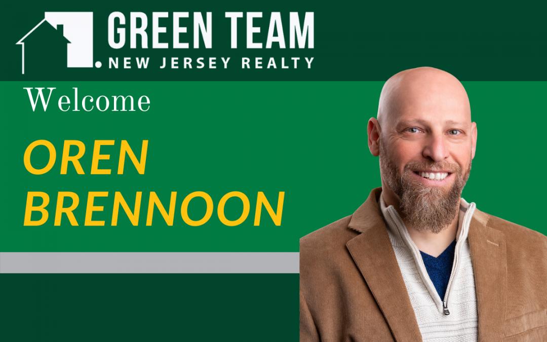 Welcome Oren Brennoon