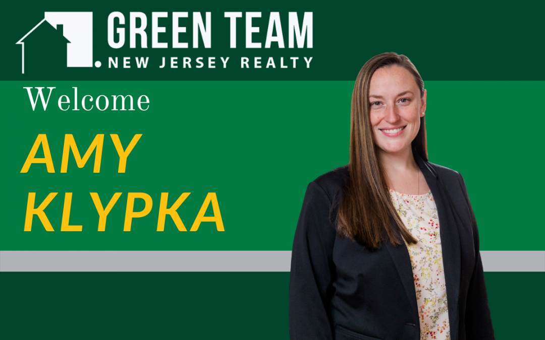 Welcome Amy Klypka